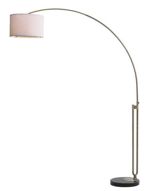 Hugo Arc Floor Lamp - Haldin