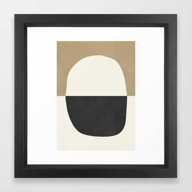 abstract minimal 29 Framed Art Print - Society6