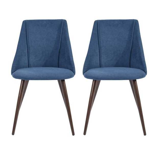 Camron Upholstered Side Chair (Set of 2) - Wayfair