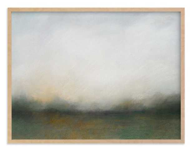 Midwest Sunset by Lorent and Leif Framed Art - Minted