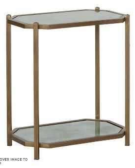 Kendall Rectangle Side Table  - Ballard Designs - Ballard Designs