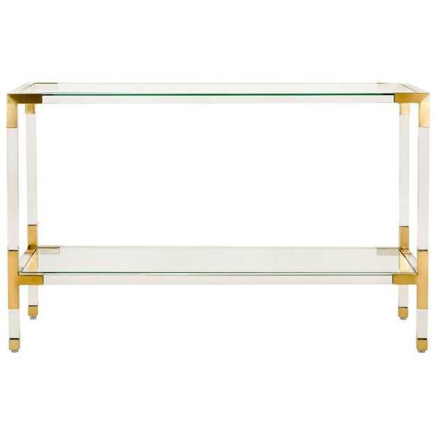 Dinapoli Console Table - Wayfair