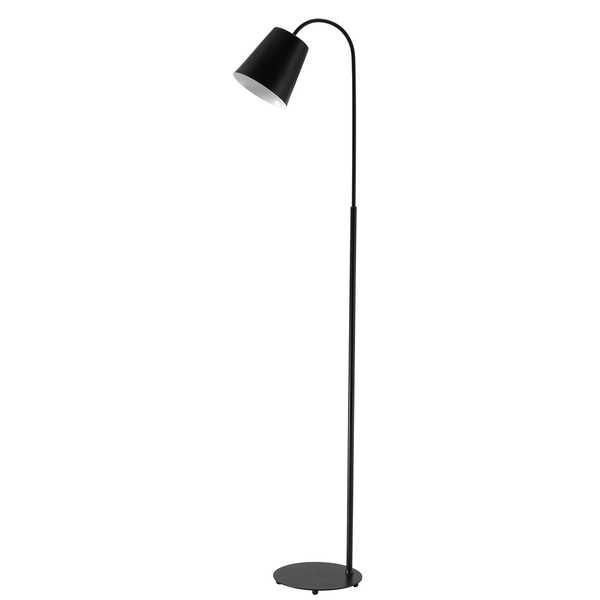 Toria Floor Lamp - Black - Arlo Home - Arlo Home