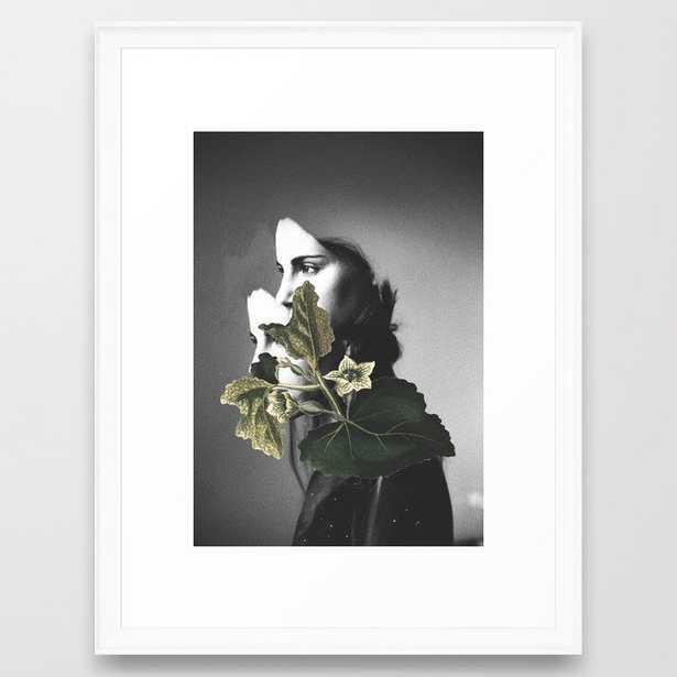 VIGÍA Framed Art Print - Society6