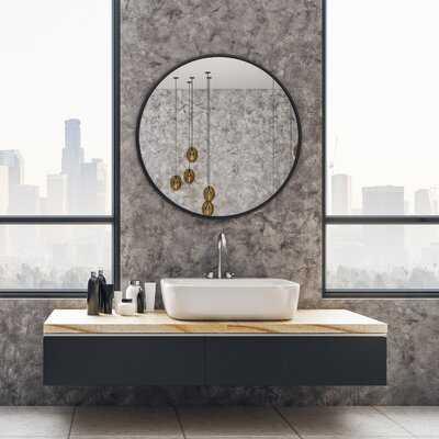 Lukas Bathroom Mirror - Wayfair