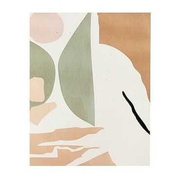 """Oceano Art Print, 8""""x10"""" - West Elm"""