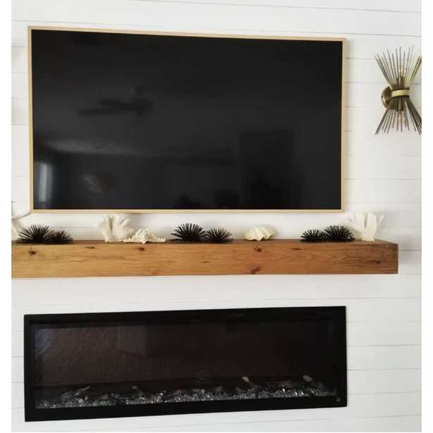 Alistair Fireplace Shelf Mantel - Wayfair