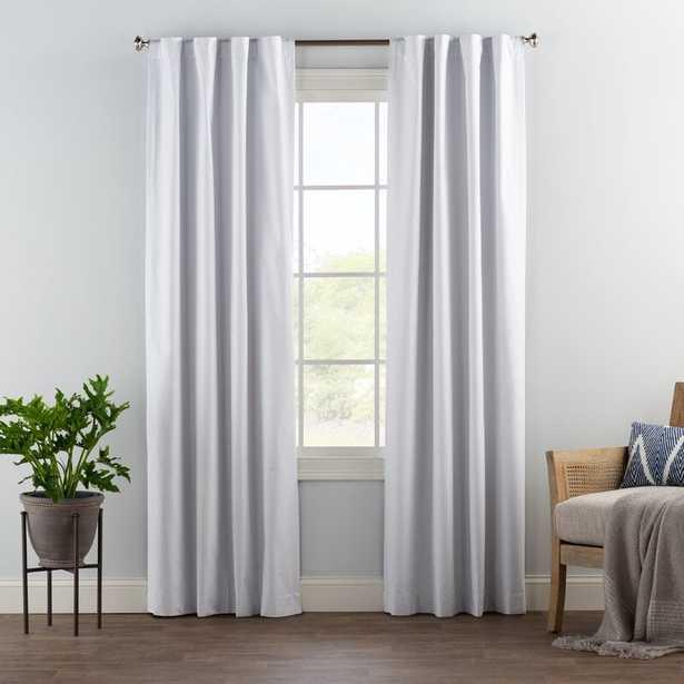 Abiha Tab Solid Max Blackout Thermal Rod Pocket Curtain Panel - Wayfair