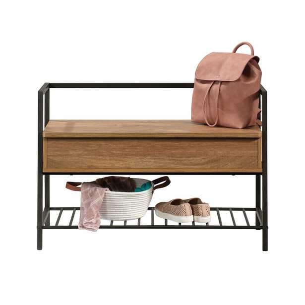 Ermont Flip Top Storage Bench - Wayfair