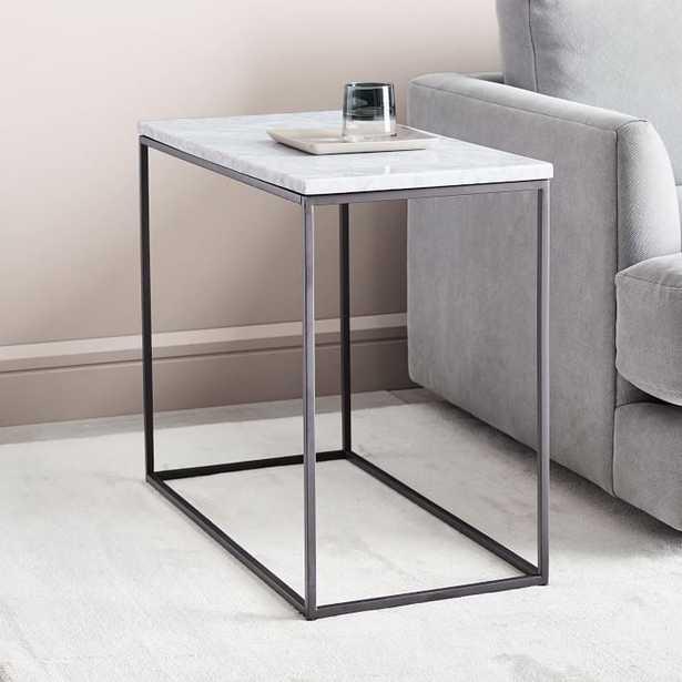Streamline Side Table - Marble Set of 2 - West Elm