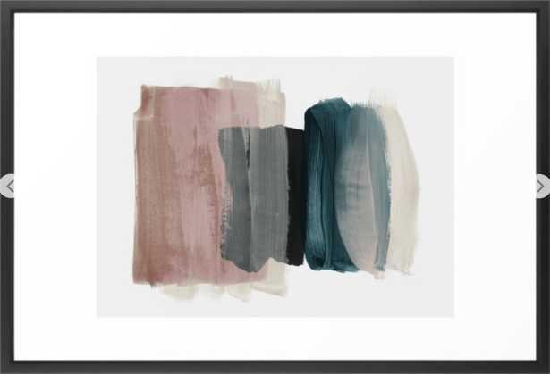 minimalism 1 Framed Art Print - Society6
