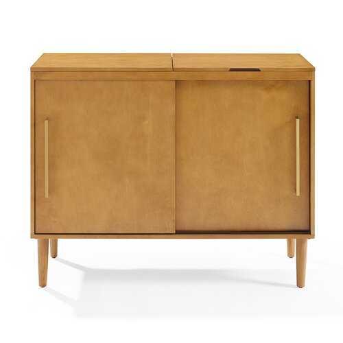 Gardner 2 Door Accent Cabinet- acorn - Wayfair