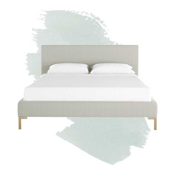 Upholstered Platform Bed - Wayfair