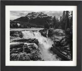 ATHABASCA FALLS MOUNTAIN VIEW - Wander Print Co.