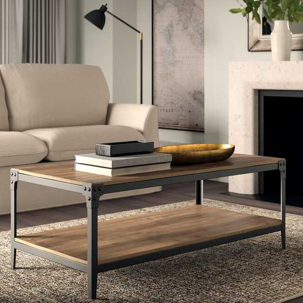 Cainsville Coffee Table with Storage - Wayfair
