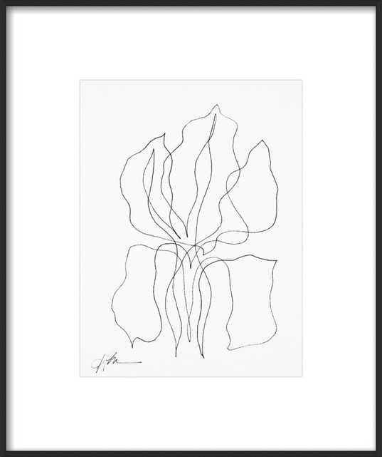 Ink Botanical 9 - Artfully Walls