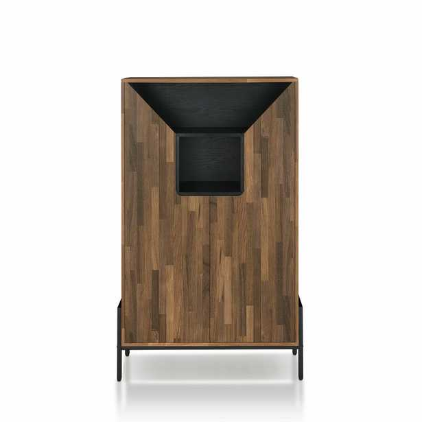 18 Pair Shoe Storage Cabinet - Wayfair