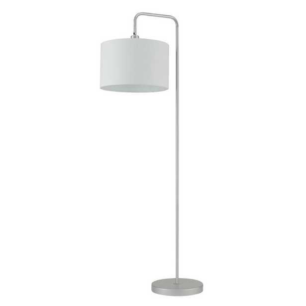 "Chattahoochee 58"" Arched Floor Lamp - Wayfair"