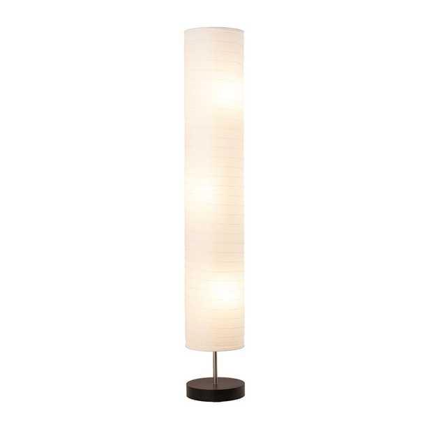 "Breahanna 61"" Column Floor Lamp - Wayfair"