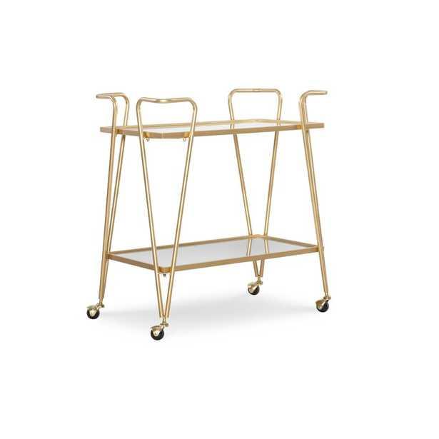 Laurence Bar Cart - Wayfair