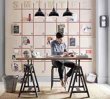 Francisco Draft Desk - Pottery Barn