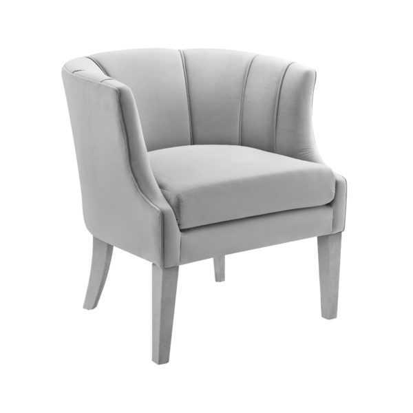 Saylor Morgan Velvet Chair - Maren Home