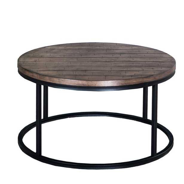 Brockman Coffee Table - Wayfair