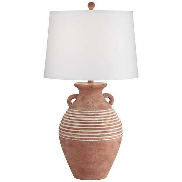 Sierra Southwest Rustic Jug Table Lamp - Lamps Plus