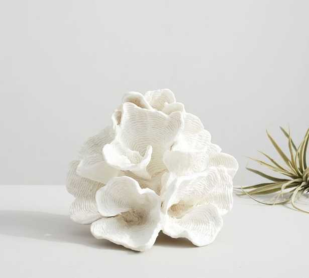 White Wave Coral - Pottery Barn