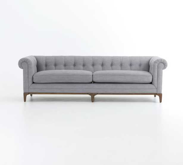 Calistoga Upholstered Sofa - Pottery Barn
