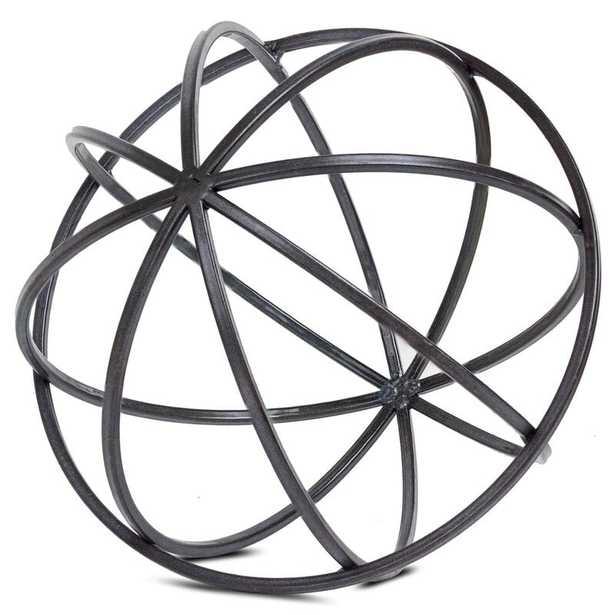 Emeka Orb Sphere Sculpture - Wayfair