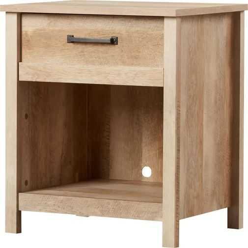 Ringgold 1 Drawer Nightstand - Lintel Oak - Wayfair