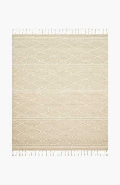 CRA-01 MH Ivory / White - Loma Threads