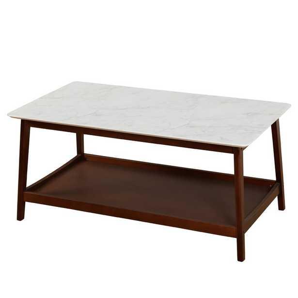 Mattingly Coffee Table with Storage - Wayfair