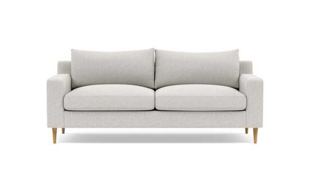 "SLOAN Fabric 2-Seat Sofa - 87"" length - Interior Define"