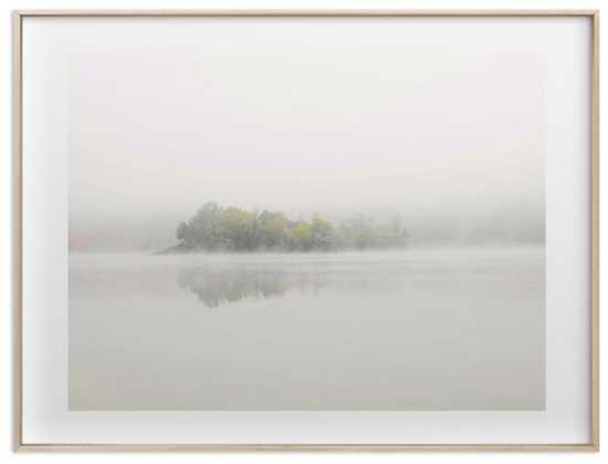 The Island framed art 24x18 - Minted
