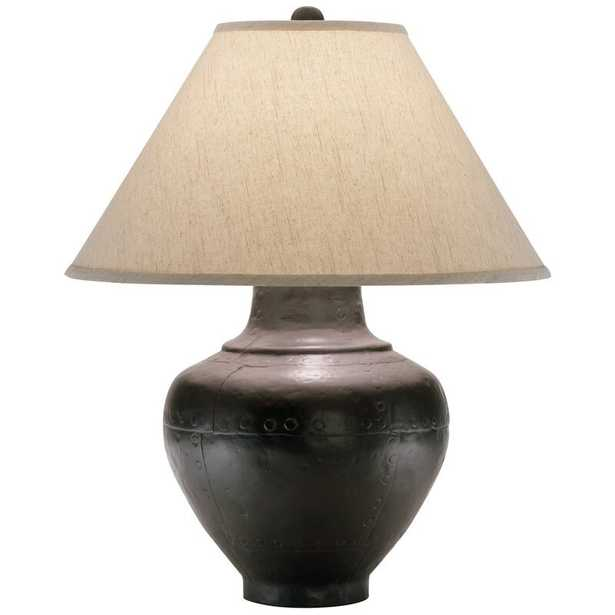 "Foundry 25.5"" Table Lamp - Perigold"