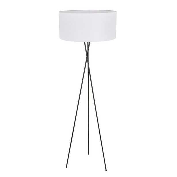 """Patience 66"""" Tripod Floor Lamp - Wayfair"""