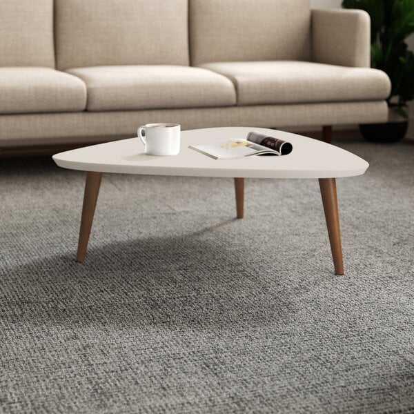 Lemington Coffee Table with Splayed Legs - Wayfair