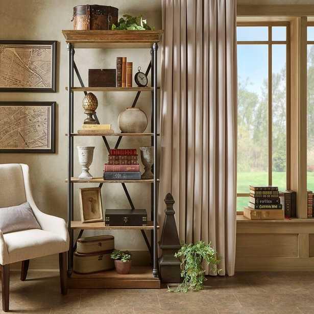 Kinney Etagere Bookcase - Birch Lane