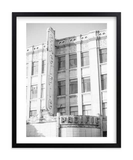 vintage hollywood and vine no.4 - Minted
