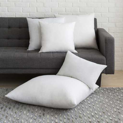 Euro Pillow Insert - 26x26 - Neva Home