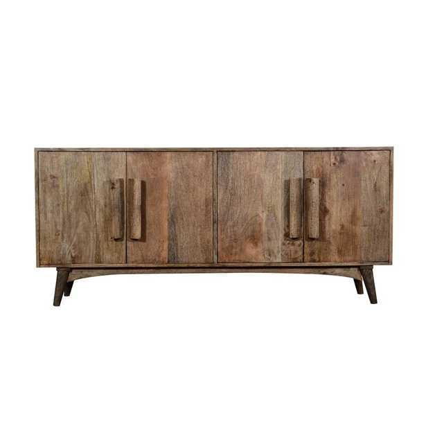 "Northwood 72"" Wide Mango Wood Buffet Table - Wayfair"