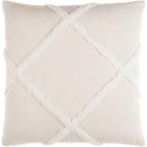 "Sarah 18"" Pillow with Down Insert - Neva Home"