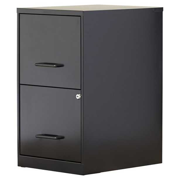 Worton 2 Drawer Vertical Filing Cabinet - Wayfair