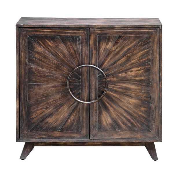 Kohana Console Cabinet - Hudsonhill Foundry