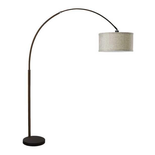 "81"" Arched Floor Lamp - Wayfair"