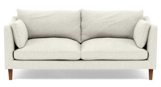 "Caitlin by the Everygirl Custom Sofa, 91""L, Vanilla - Interior Define"