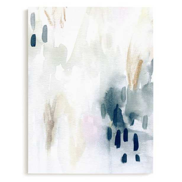 Ever Softly // Canvas // Midnight // 18x24 - Minted