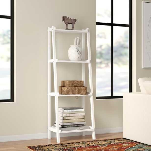 Bernardston Ladder Bookcase - Wayfair